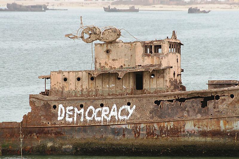 Democracy,